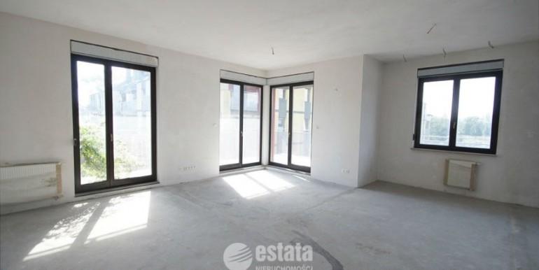 Apartament 4 pok. na sprzedaż - Wrocław Ołtaszyn - salon