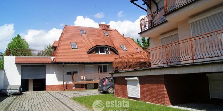 Budynki mieszkalny i komercyjny na sprzedaż Wrocław Biskupin