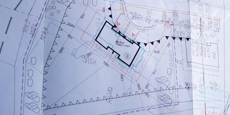 Załącznik - Mapa działki