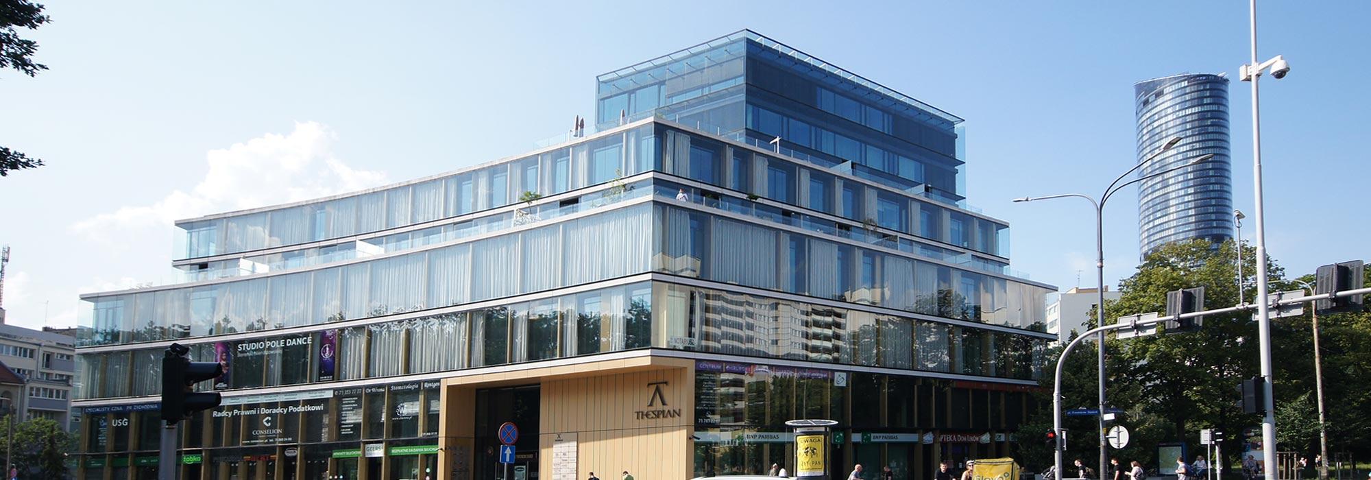 Na wynajem apartament w Thespianie we Wrocławiu