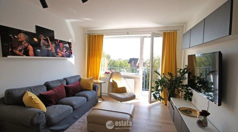 Na wynajem 2 pokojowe mieszkanie we Wrocławiu Śródmieście